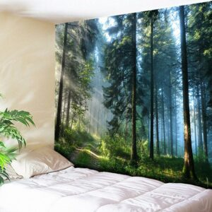 Tenture murale Nature Forêt