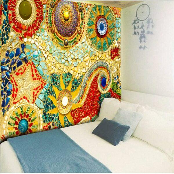 Tenture murale, décor de maison, tapis mural,