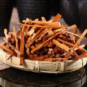 100% bâtons de bois de santal naturel Arnotto-l'orient paquet d'encens de bois de santal